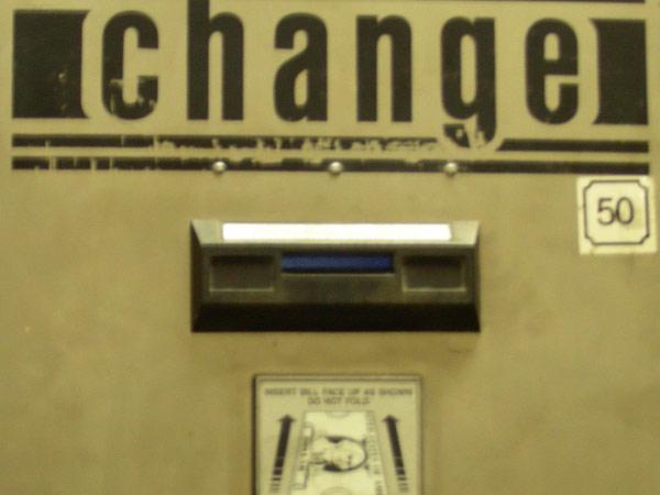 Standard Changer Outside Bracket